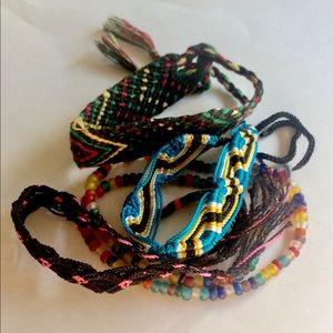Jewelry - Festival Friendship Bracelet Bundle